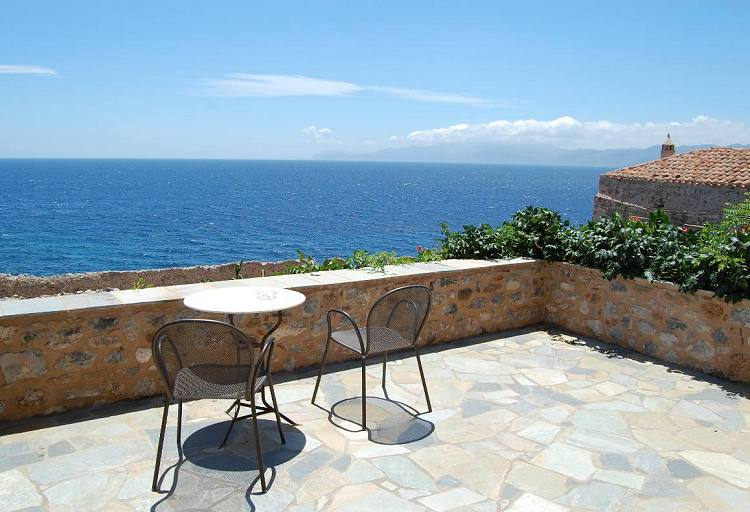 Gouls sea view Monemvasia